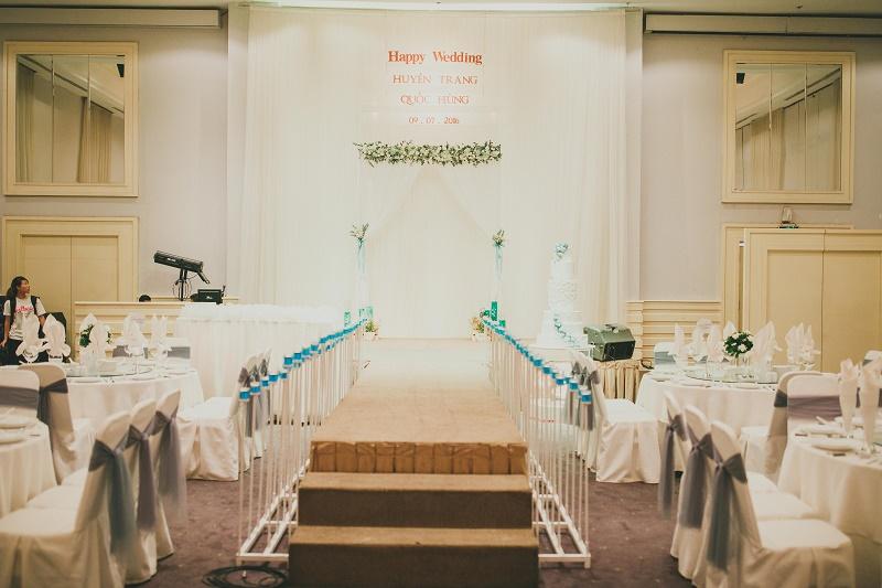 trang trí cưới trọn gói