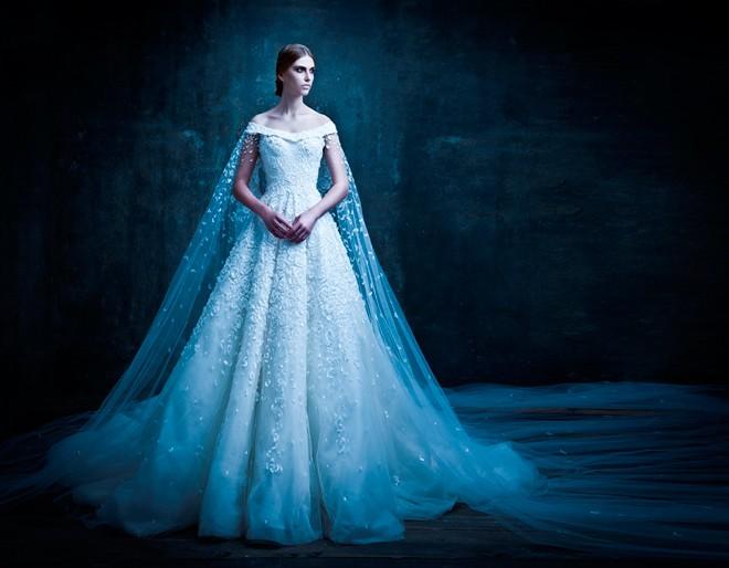 Say đắm với xu hướng áo cưới 2016