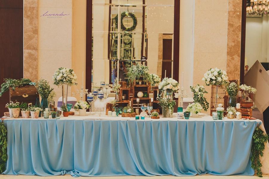 trang trí tiệc cưới trọn gói toàn quốc