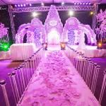 Dịch vụ trang trí tiệc cưới trọn gói toàn quốc