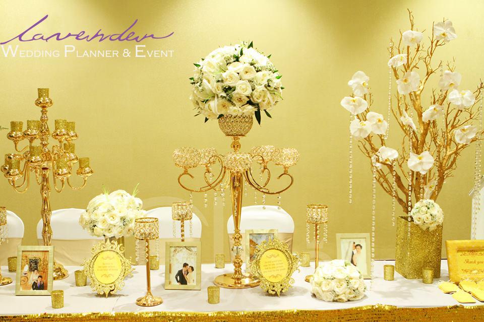dịch vụ trang trí tiệc cưới đẹp
