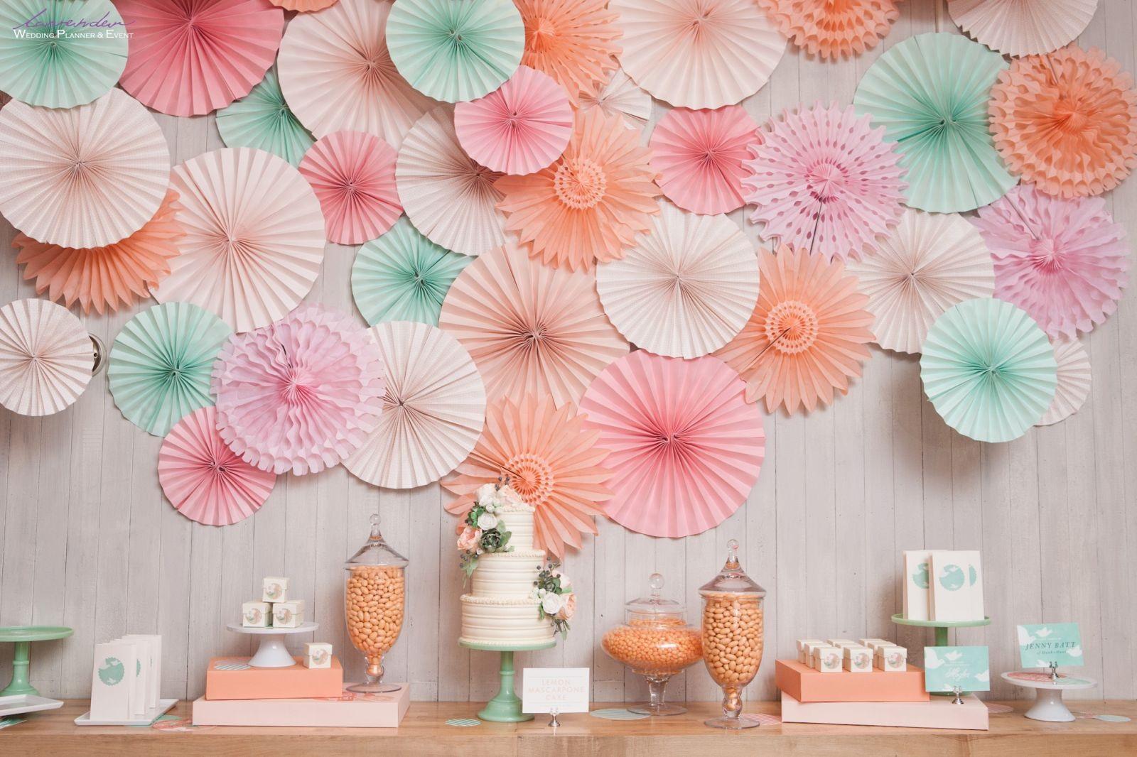dịch vụ trang trí tiệc cưới trọn gói sg