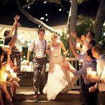 Cách kết thúc lễ thành hôn ấn tượng