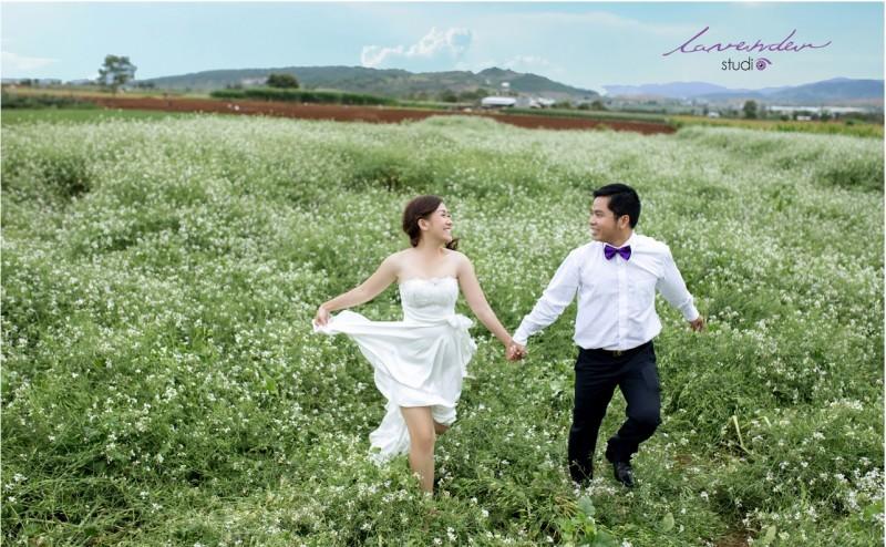 Ưu Đãi Cực Lớn Triển Lãm Cưới Tháng 5 Cùng Lavender