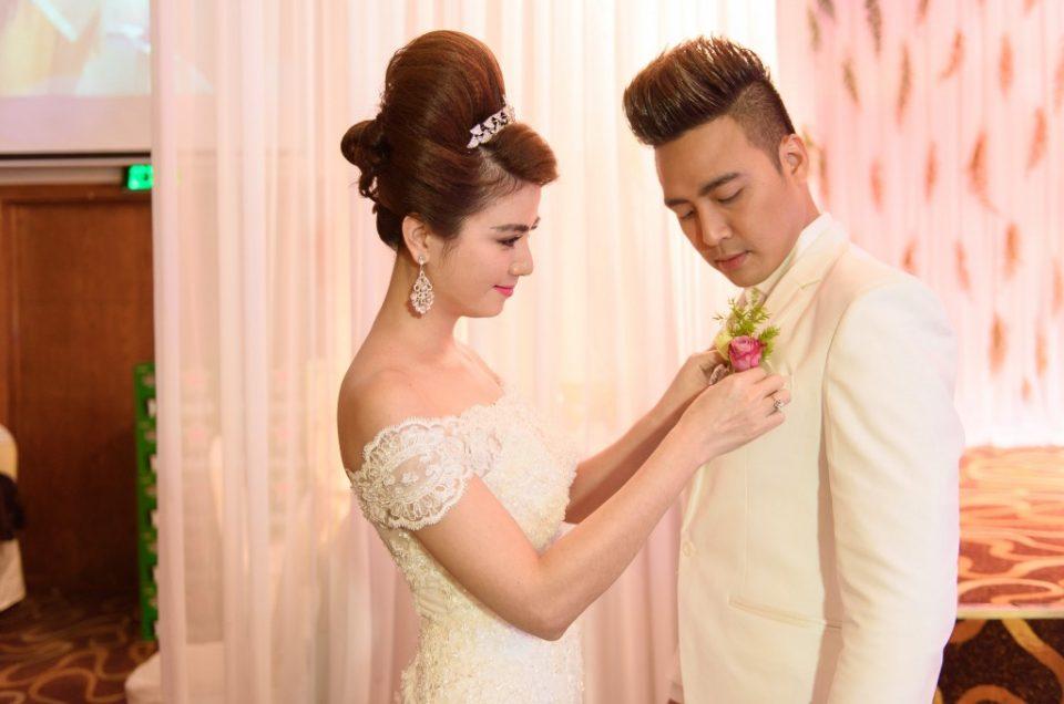 Những đám cưới đình đám của sao Việt nửa đầu 2016