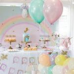 Tổng hợp một số tông màu trang trí tiệc thôi nôi – sinh nhật của Lavender