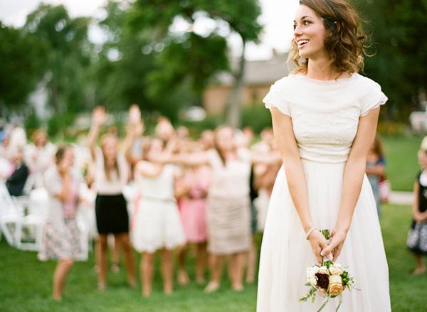 5 lưu ý dành cho tân nương trước khi tung hoa cưới