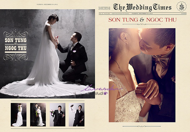 Dịch vụ chụp hình cưới trọn gói ở tphcm, chuyên nghiệp và đẳng cấp