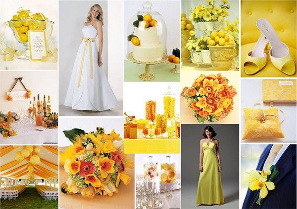 24 ý tưởng kết hợp màu sắc trong tiệc cưới 2016