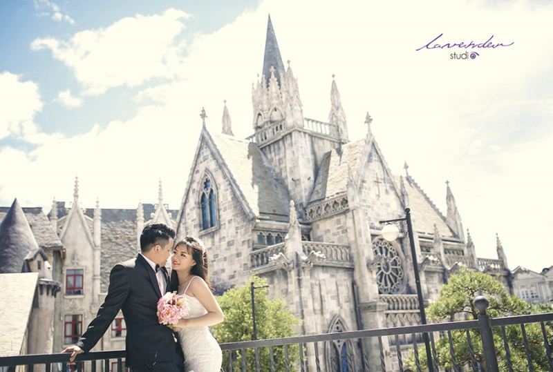 Chụp hình cưới ở Đà Nẵng, Đẹp lung linh và đầy sáng tạo