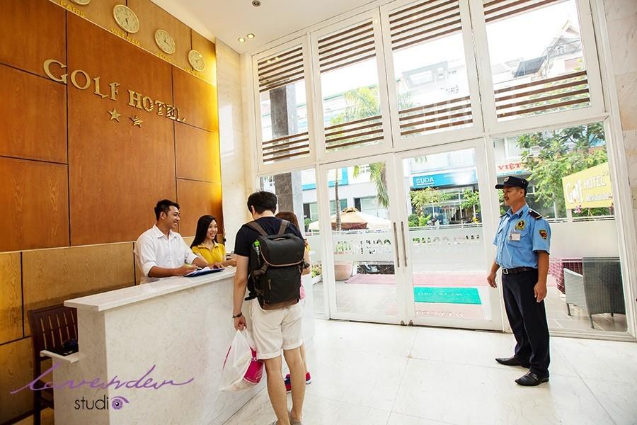 Chụp hình quảng cáo Khách Sạn Nhà Hàng