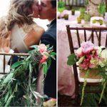 Cách trang trí ghế tiệc cưới đẹp, độc và phong cách