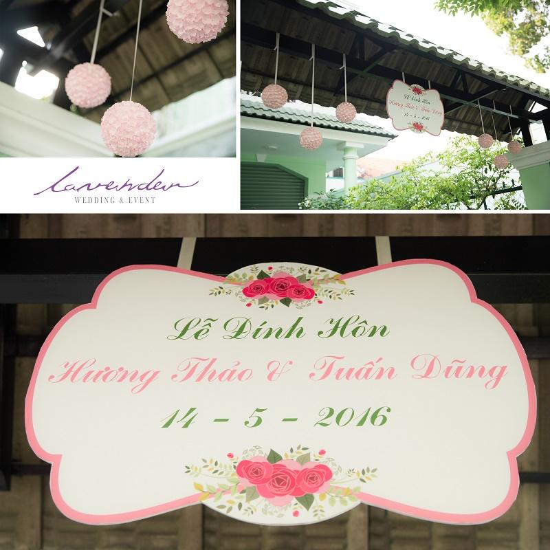 studio trang trí tiệc cưới tại gia sg