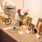 Những vật không thể thiếu trên bàn đón tiếp khách trong tiệc cưới