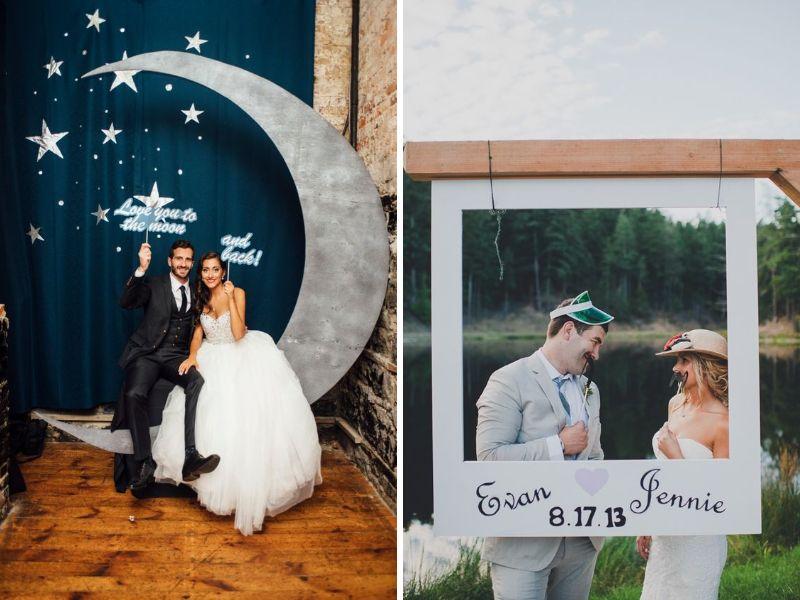 Ý tưởng trang trí tiệc cưới cực kì mới lạ và hiện đại