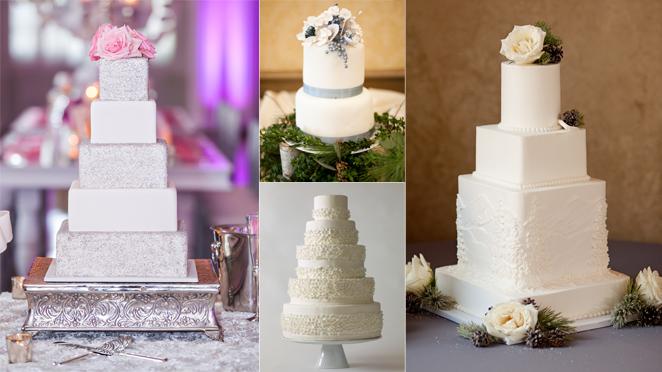 bánh cưới sang trọng