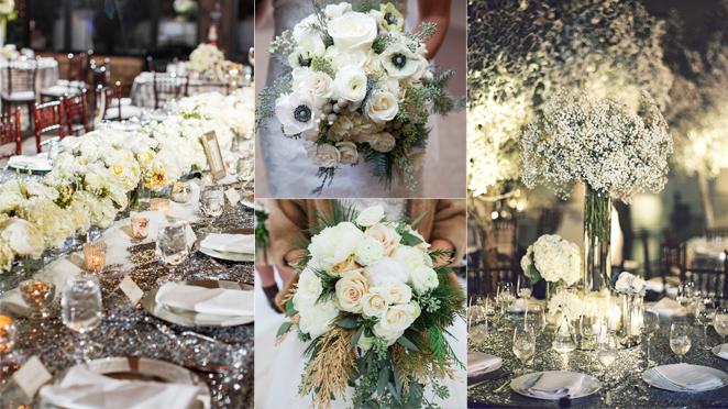 các loại hoa cưới