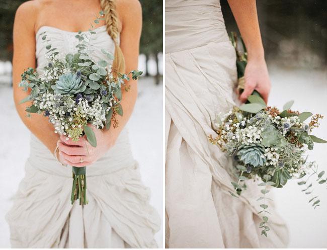 hoa cưới rực rỡ