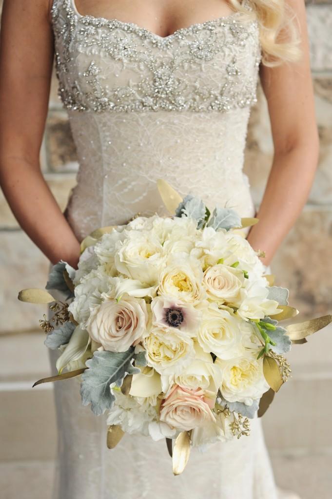 hoa cưới thu đông