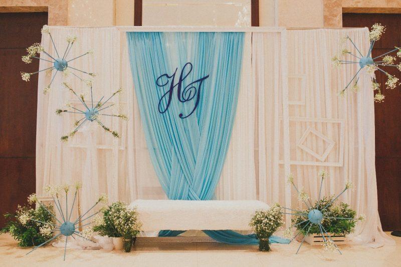 trang trí tiệc cưới đà lạt đẹp
