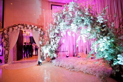 trang trí cưới đẹp tphcm báo giá