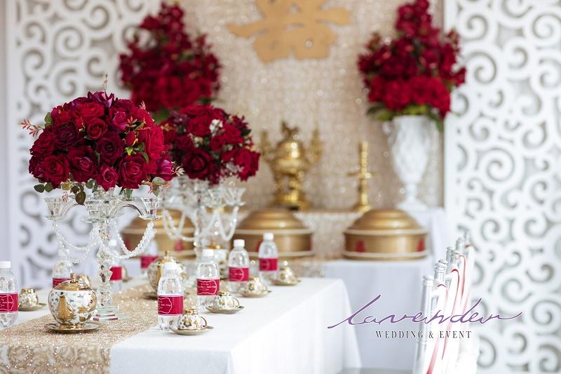 trang trí đám cưới tại gia rẻ