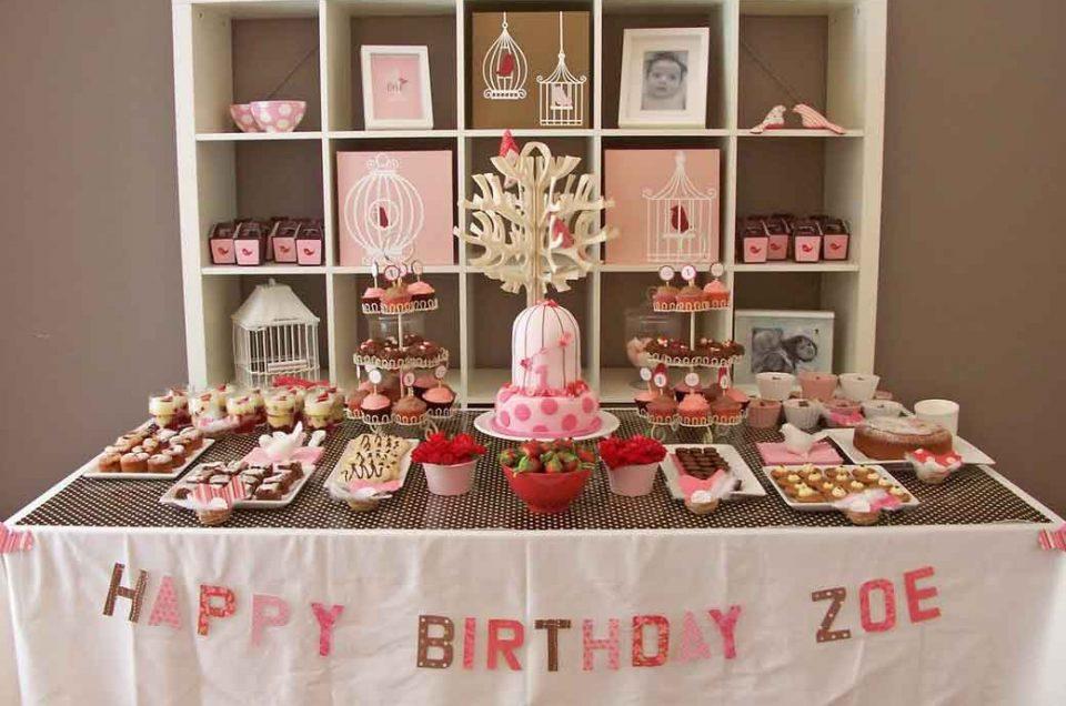 7 bước làm nên một ngày sinh nhật hoàn hảo cho bé yêu.