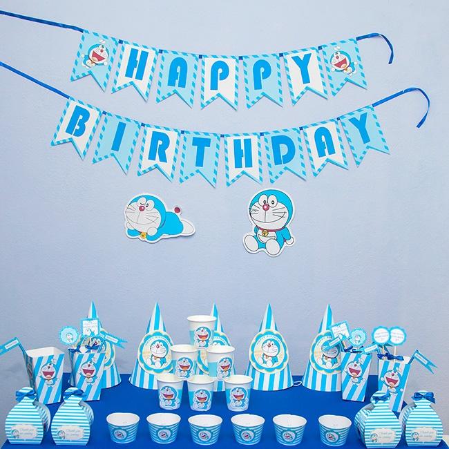 trang trí sinh nhật dễ thương
