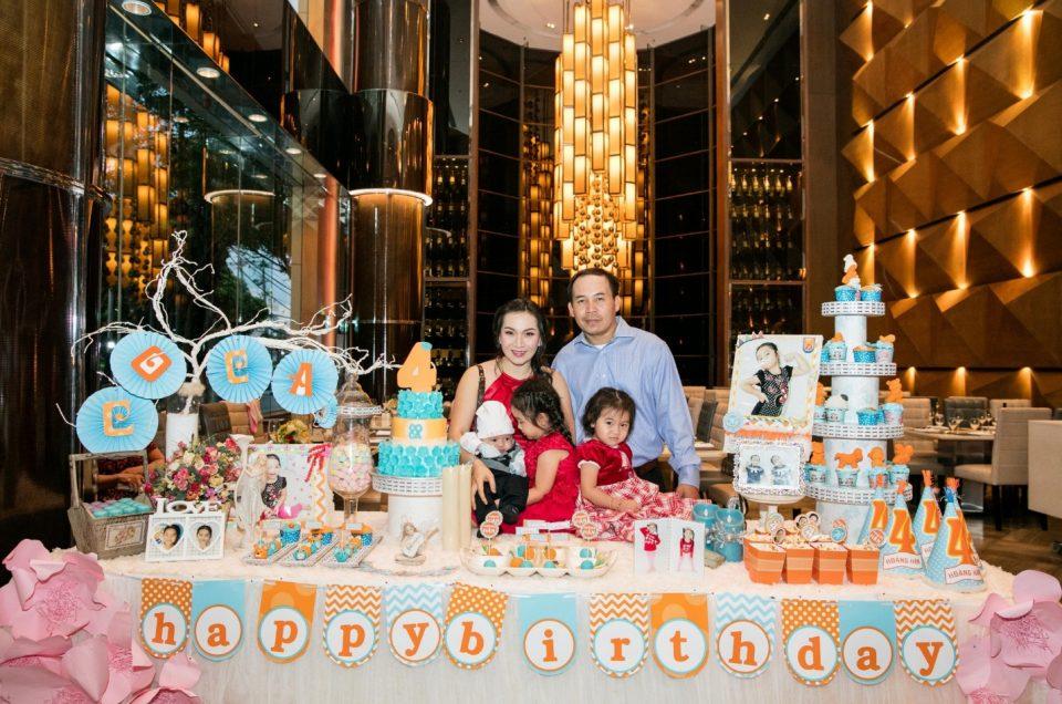 Làm sao để bé có một tiệc sinh nhật 5 tuổi thật ý nghĩa