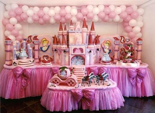 Gợi ý các ý tưởng trang trí sinh nhật dành cho bé gái.