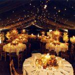 Trang trí tiệc cưới với những điều tuyệt vời dành cho bạn vào mùa Đông