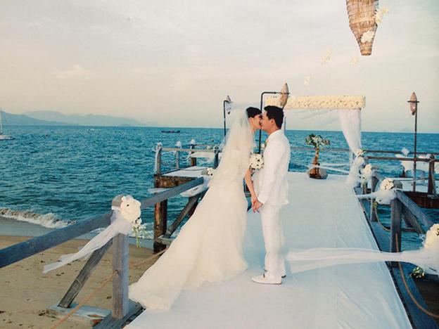 Tour du lịch kết hợp cưới ở Việt Nam.