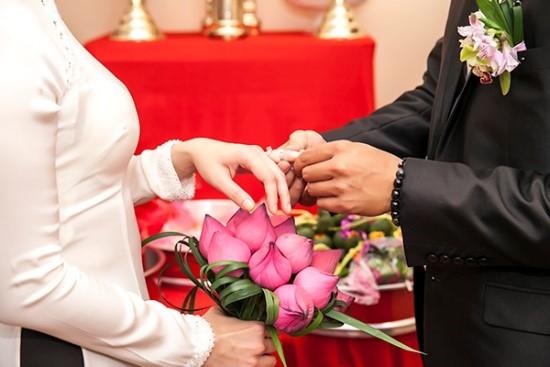 hoa cầm tay cưới đẹp