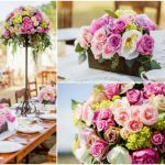 Hoa tươi trang trí tiệc cưới đẹp và chất lượng.