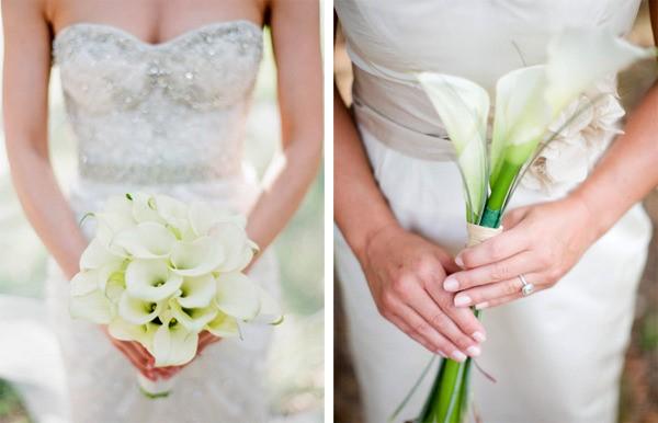 hoa cầm tay cưới xinh sg