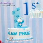 Trang trí thôi nôi cho bé trai | Lavender Wedding & Events