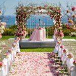 Top 3 lưu ý khi trang trí không gian tiệc cưới ngoài trời