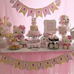 Những ý tưởng trang trí tiệc cho bé gái