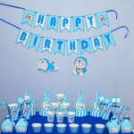Trang trí tiệc sinh nhật theo chủ đề nhân vật phim hoạt hình