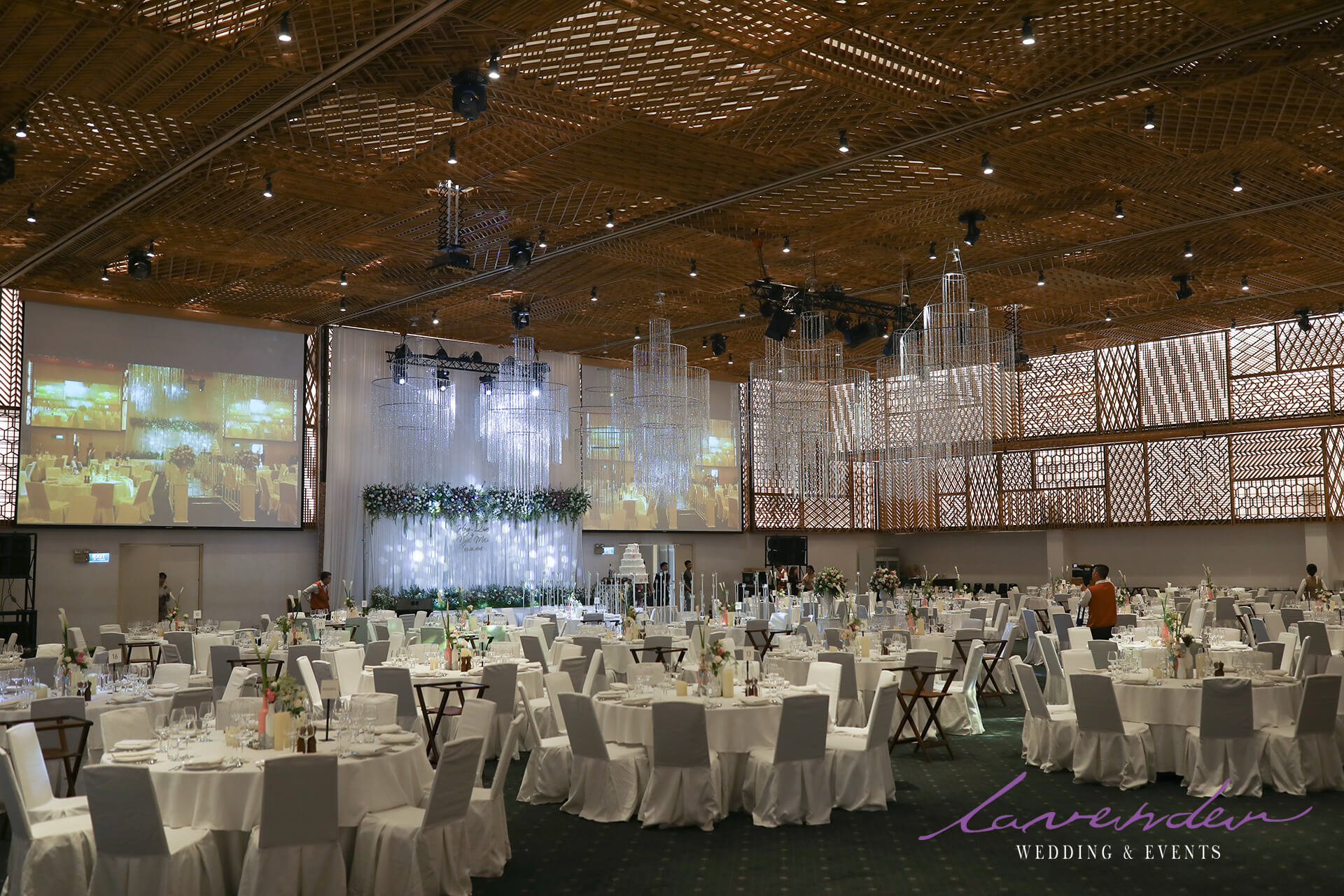trang trí tiệc cưới TPHCM