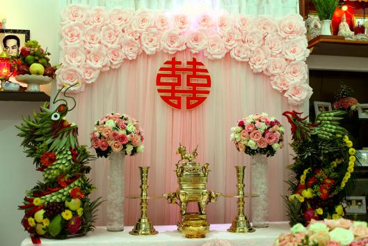 chọn dịch vụ trang trí tiệc cưới đẹp 2