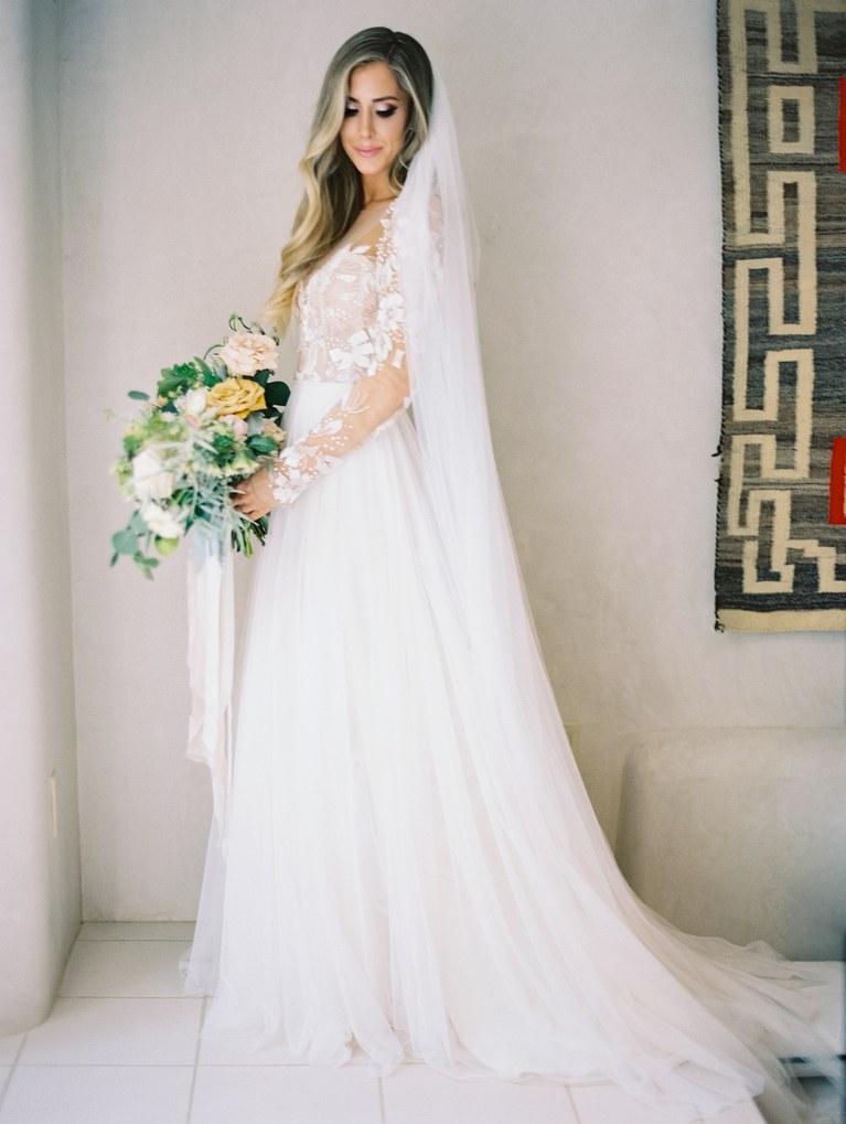 Trang điểm cô dâu ngày cưới 1