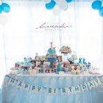 Những cách trang trí tiệc sinh nhật cho bé yêu cực kì độc đáo