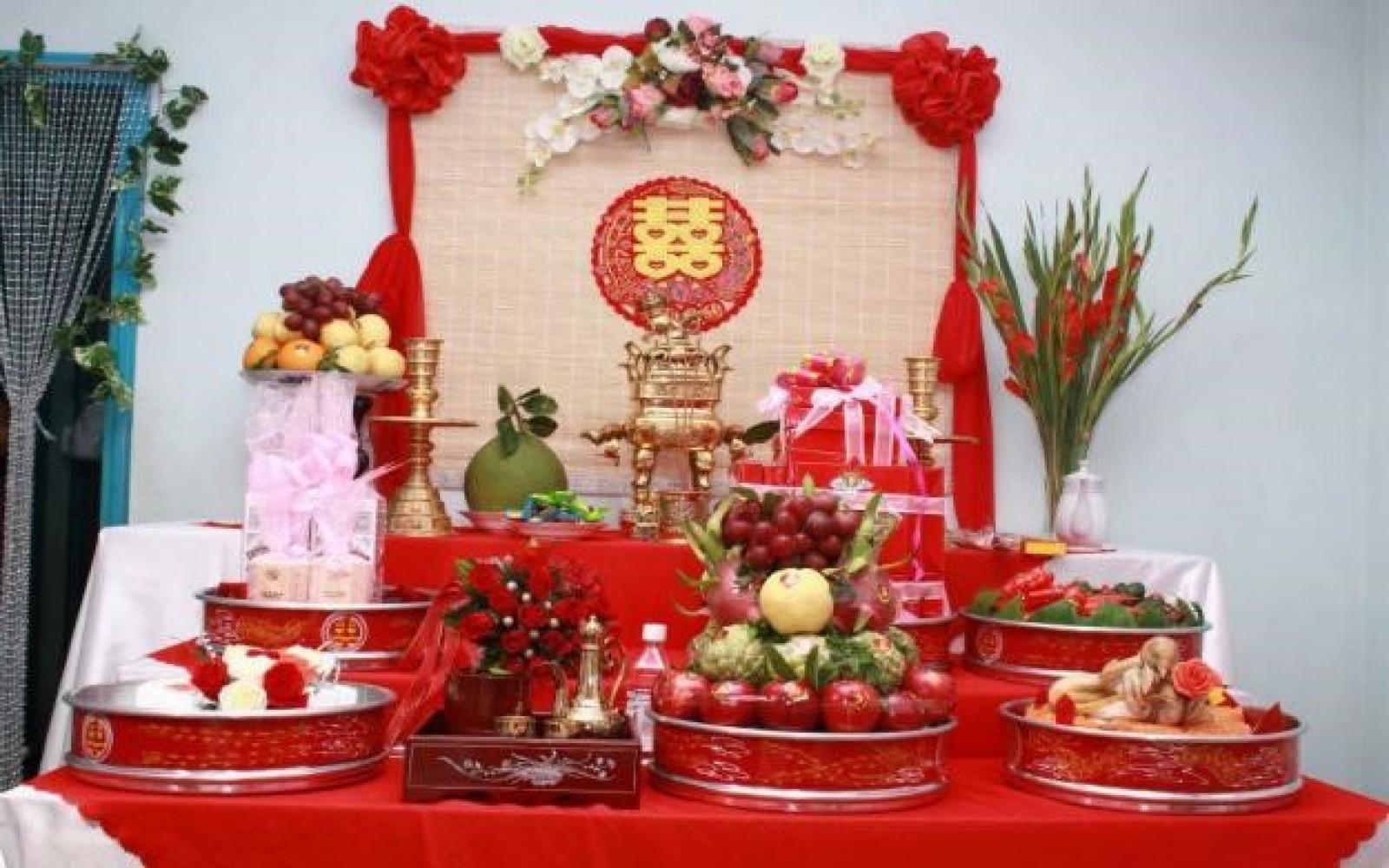 Tổ chức tiệc cưới vào tháng 7 âm lịch nên lưu ý gì?