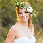 Trang điểm cô dâu phong cách mùa hè