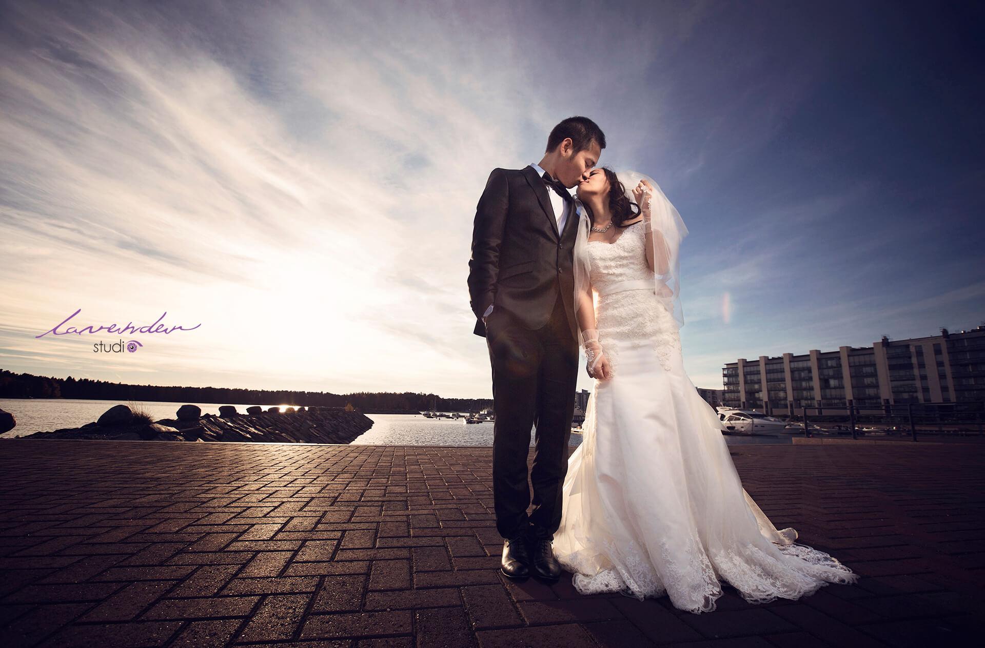 Những điều chú rể cần ghi nhớ trước ngày hôn lễ Lavender