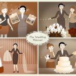 Cách lập kế hoạch cho đám cưới ít tốn kém