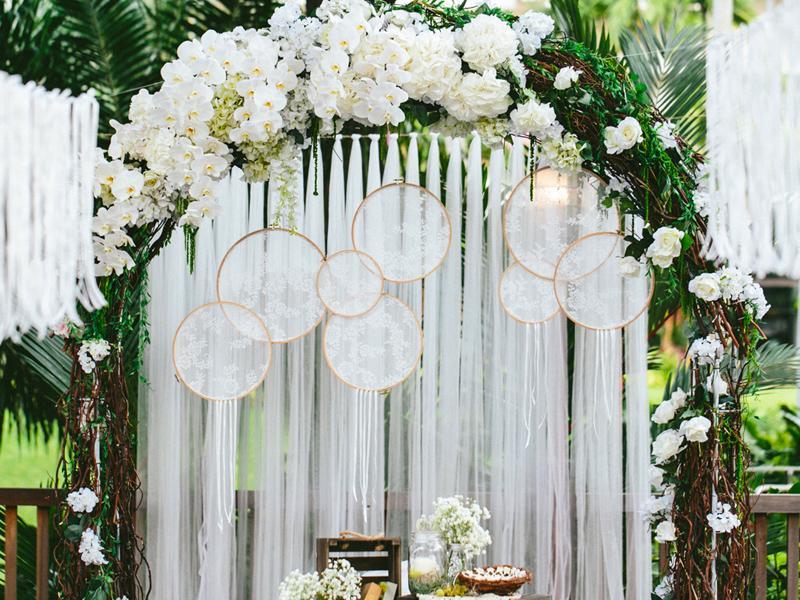 Kết quả hình ảnh cho xu hướng trang trí tiệc cưới 2019