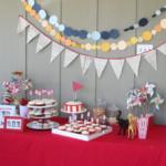 Những ý tưởng trang trí sinh nhật dành cho bé mẹ nên biết