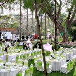 Những xu hướng trang trí tiệc cưới 2019